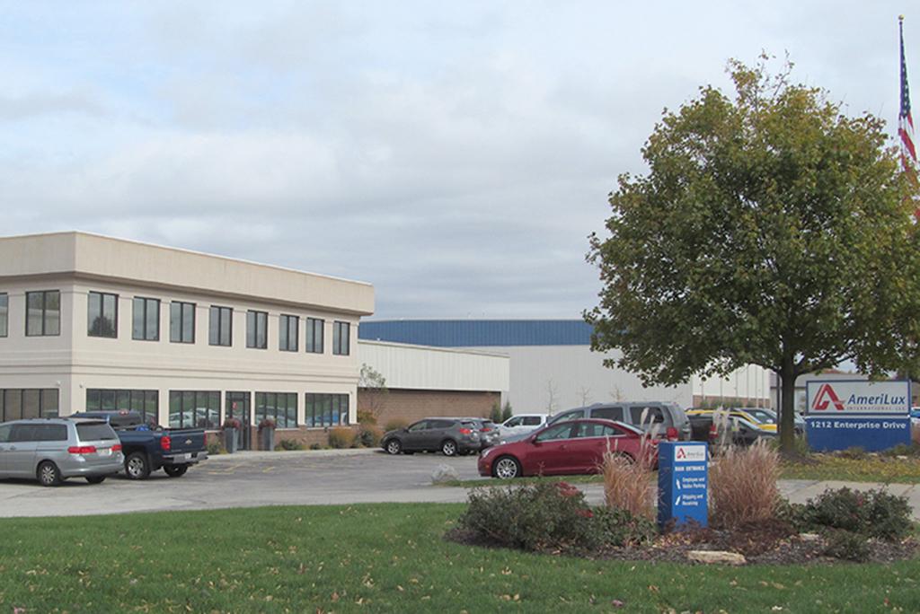 AmeriLux International East De Pere Industrial Park