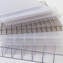 CoverLite multiwall polycarbonate sheets