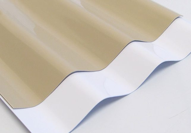 PVCLite Roofing Panels
