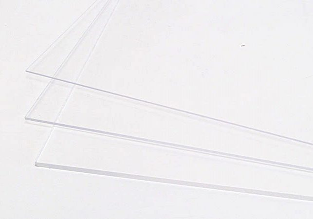 Clear Solid Sheet Polycarbonate