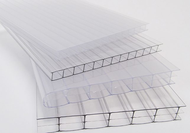 Lexan Thermoclear 15 multiwall polycarbonate sheets